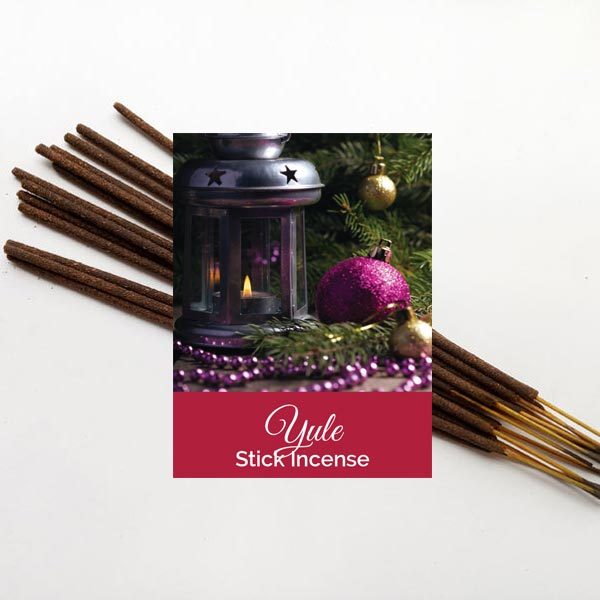 Yule Stick Incense 12 pack