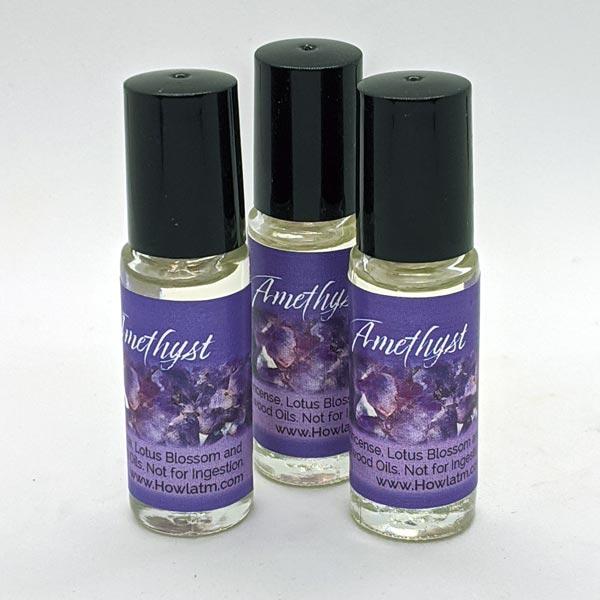 Amethyst Oil 1 dram bottles