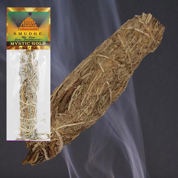 Mystic Gold Sage Bundle